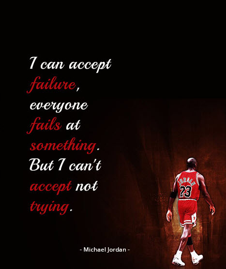 success quotes Micheal Jordan