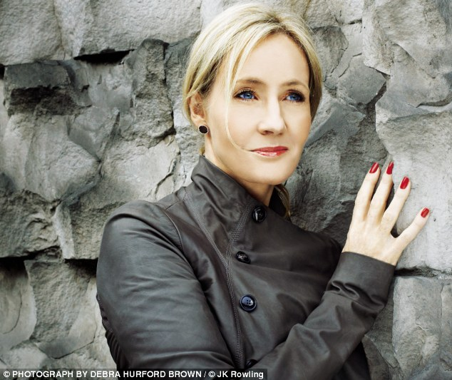 success jk rowling